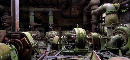 Kraftwerk Jungle